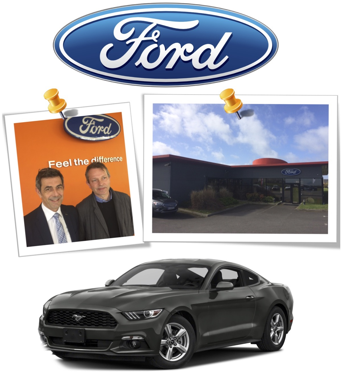 Soir e du club de quimper ford concarneau dream for Garage ford concarneau